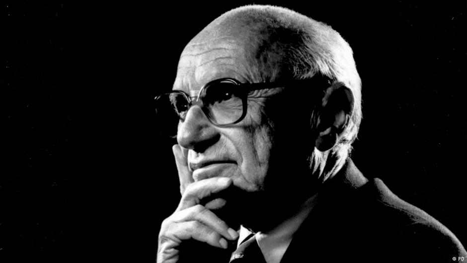 milton friedman compared to edward freeman Milton friedman (/ ˈ f r iː d m ən / july 31, 1912 – november 16, 2006) was an american economist who received the 1976 nobel memorial prize in economic sciences for his research on consumption analysis, monetary history and theory, and the complexity of stabilization policy.