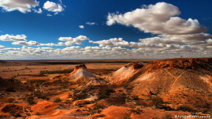 View of the Australian outback. Bild: Fotolia