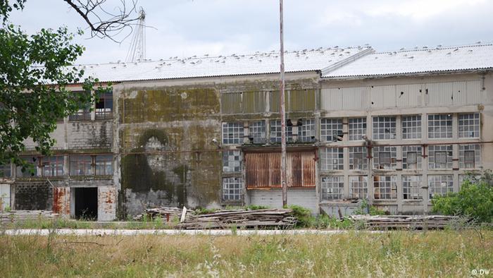 Tvornica azbesta Salonit u Vranjicu