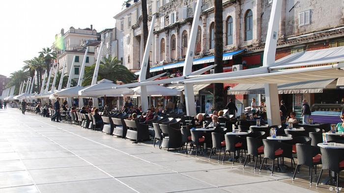 Cafes in Split