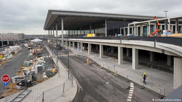 Gradilište aerodroma u Berlinu