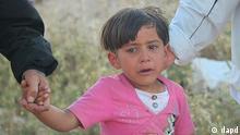 """به گفته سازمان ملل رژیم اسد از کودکان به عنوان """"سپر انسانی"""" استفاده میکند"""