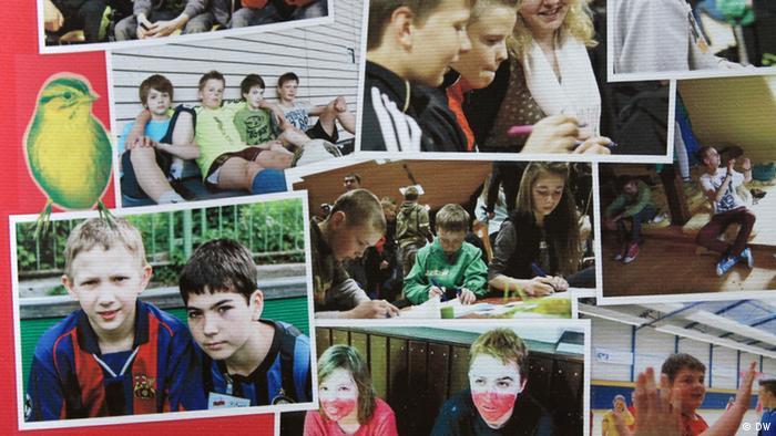 deutsch-polnisch-ukrainisches Jugend-Fußballturnier in Potsdam