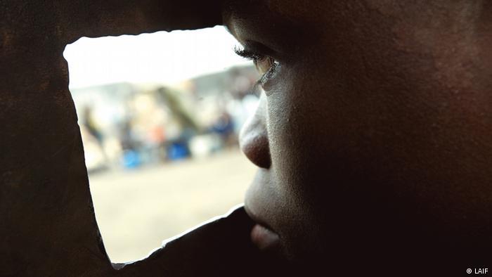 Em muitos países africanos, os direitos humanos não são respeitados