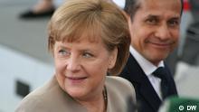 Besuch des Staatspräsidenten von Peru Ollanta Humala in Berlin