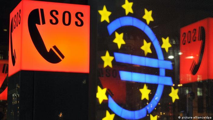 Europska središnja banka je već najavila interventni program dimenzija preko jednog bilijuna eura