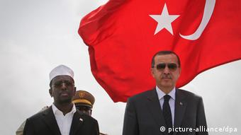 Erdogan in Somalia EPA/STUART PRICE /AU-UN IST/ HANDOUT HANDOUT EDITORIAL USE ONLY/NO SALES