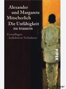 The book cover of Die Unfähigkeit zu trauern