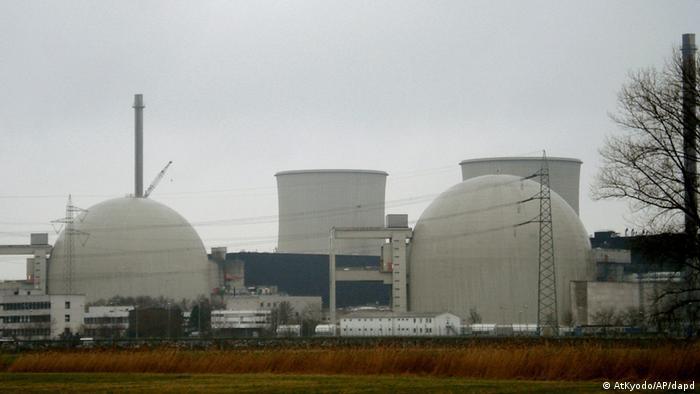 Atomkraftwerk Biblis (AtKyodo/AP/dapd)