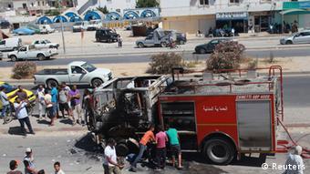 Tunis sous la colère des salafistes