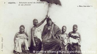 Le roi Béhanzin a vécu de 1844 à 1906