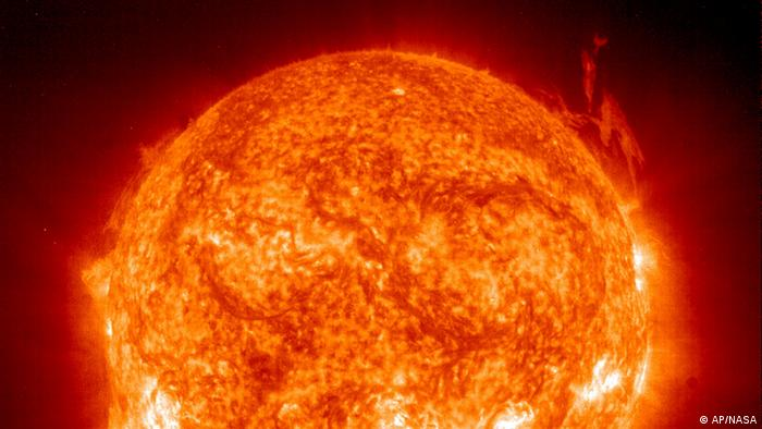 Sonne (Foto: AP Photo/NASA).