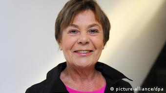 Edda Müller, Transparency International (photo: Jens Kalaene dpa/lbn)