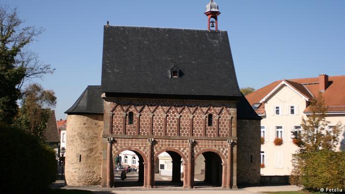 Монастырь в Лорше