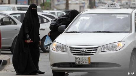 Saudi-Arabien / Frauen / Autofahren
