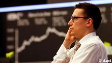 Symbolbild - Krise in der Eurozone