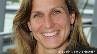 Die rechtspolitische Sprecherin der Grünen, Katja Keul (Foto: Bündnis 90/ DIie Grünen)