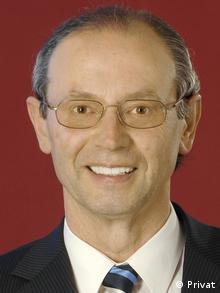 Günter Meyer, Leiter des Zentrums für Forschung zur arabischen Welt an der Johannes-Gutenberg-Universität Mainz (Privat)