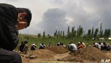 Kirgisistan Kirgisien Osch Unruhen Juni 2010