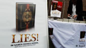 Salafisten Islamisten in Deutschland Koran Verteilung