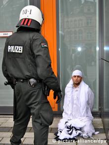 Salafisten Islamisten in Deutschland polzei Festnahme