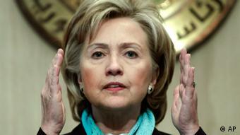Hillary Clinton in Ägypten