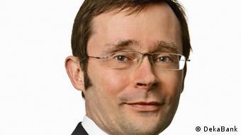 Ulrich Kater esperaba un mejor desempeño de la economía alemana.