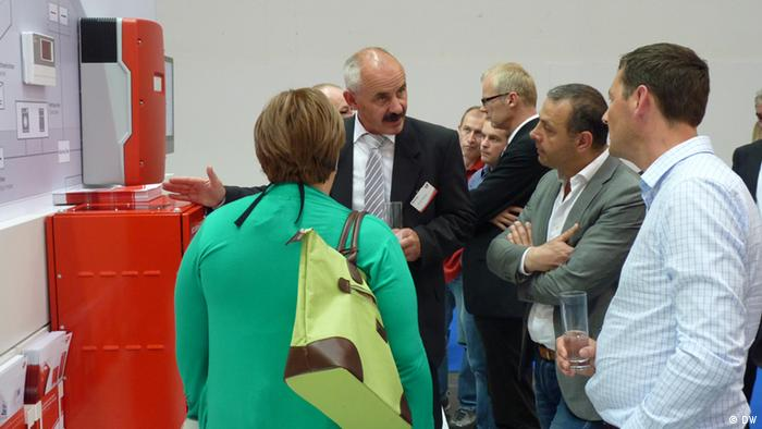 Bilder Intersolar 2012