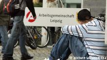 Junge Arbeitslose als verlorene Generation