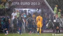 UEFA EURO 2012 Ukraine vs. Frankreich