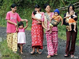 印尼-可怕的瘟疫又回来了