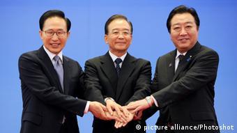 Premierminister Noda und die opposition LDP sind über eine MwSt-Erhöhung einig