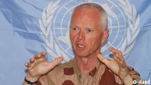 رابرت مود، سرپرست ناظران سازمان ملل در سوریه