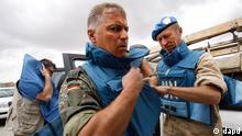 انتقاد از بیعملی ناظران صلح سازمان ملل فزونی میگیرد