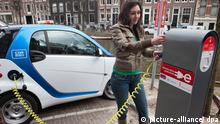 Каршеринг в Амстердаме