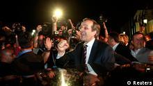Parlamentswahl Griechenland Antonis Samaras