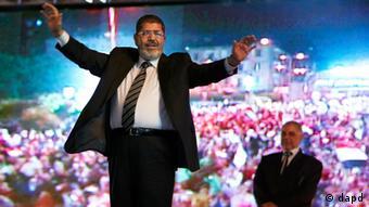 Mohammed Morsi Ägypten Wahl 2012 Präsidentschaftswahl