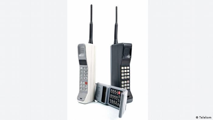 Bildergalerie 20 Jahre Handy Mobilfunk Smartphone