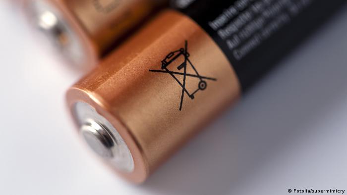 Symbolbild Batterie