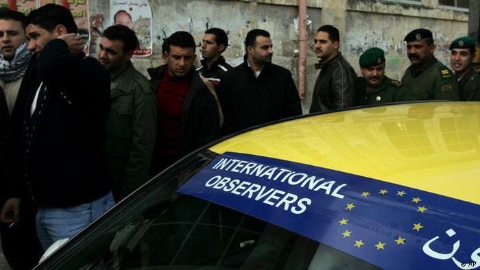 Izborni promatrači EU u Palestinskom području 2006.