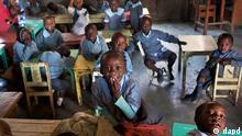Schule in Ngong bei Nairobi in Kenia