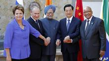 BRICS Staaten Treffen beim G20 Gipfel in Los Cabos