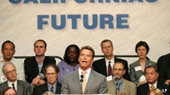 2005 рік - губернатор Каліфорнії Арнольд Шварценеґґер підписав наказ про скорочення парникових викидів у штаті