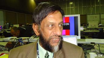Ο επικεφαλής της Διακυβερνητικής Επιτροπής για την Κλιματική Αλλαγή Ραχέντρα Πασόρι