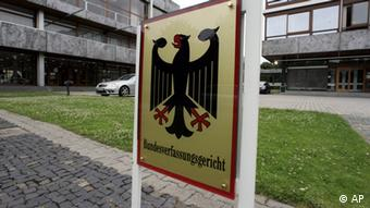Bundesverfassungsgericht Beteiligungsrechte des Bundestags