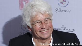 ©ChinaFotoPress/MAXPPP - SHANGHAI, CHINA - JUNE 15: (CHINA OUT) French director Jean-Jacques Annaud, jury chairman of the Golden Goblet Award, attends a press conference during the 15th Shanghai International Film Festival on June 15, 2012 in Shanghai, China. (Photo by ChinaFotoPress)***_***429023165