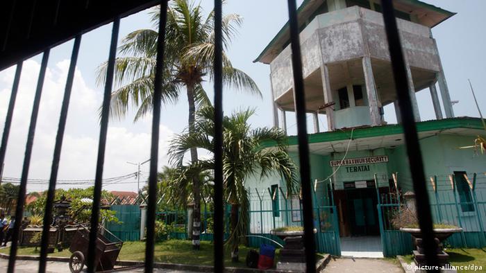 Indonesien Gefängnis