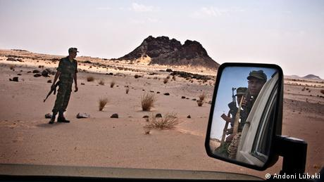 Bildergalerie Sahara autonome Gebiete