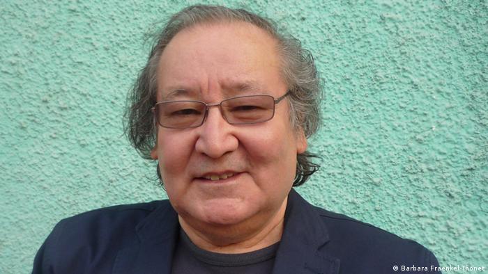 Der kasachische Regisseur Bolat Atabayev (Foto: Barbara Fraenkel-Thonet)