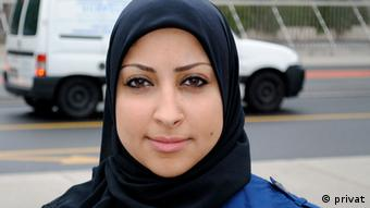 Human rights activist Maryam Al-Khawaja